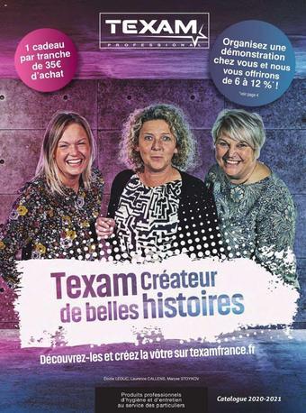 Texam catalogue publicitaire (valable jusqu'au 02-02)