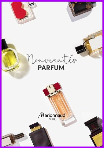 Marionnaud catalogue publicitaire (valable jusqu'au 30-05)