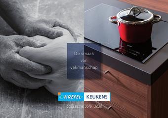 Krëfel Keukens reclame folder (geldig t/m 30-06)