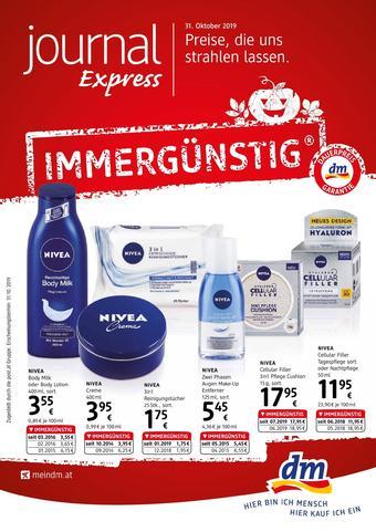 dm Werbeflugblatt (bis einschl. 30-11)