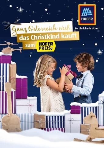 Hofer Werbeflugblatt (bis einschl. 31-12)