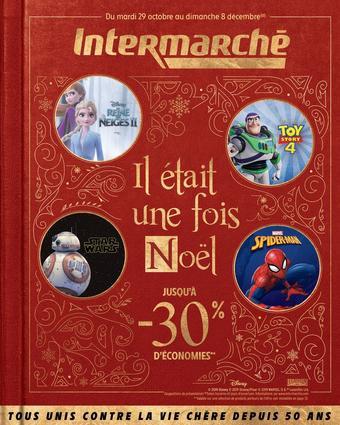 Intermarché Express catalogue publicitaire (valable jusqu'au 08-12)