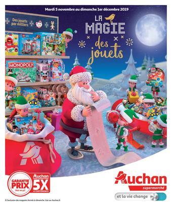 Auchan reclame folder (geldig t/m 15-12)