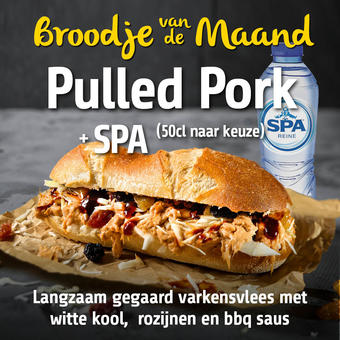 Plaza Food For All reclame folder (geldig t/m 30-11)