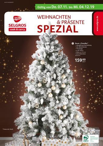 Selgros Prospekt (bis einschl. 04-12)