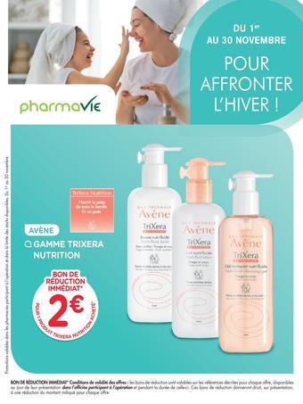 Pharmavie catalogue publicitaire (valable jusqu'au 30-11)