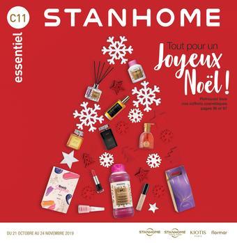 Stanhome catalogue publicitaire (valable jusqu'au 24-11)