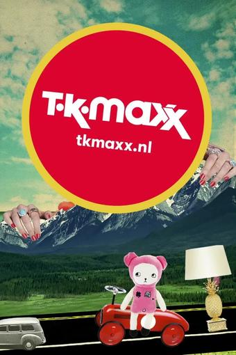 TK Maxx reclame folder (geldig t/m 31-01)