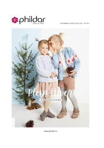Phildar catalogue publicitaire (valable jusqu'au 01-01)