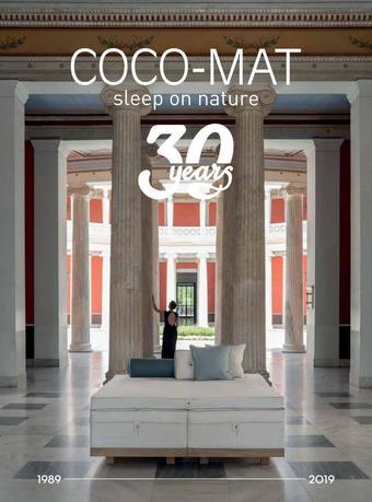 COCO-MAT reclame folder (geldig t/m 31-12)