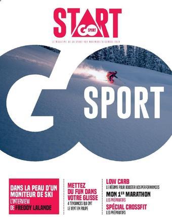 Go Sport catalogue publicitaire (valable jusqu'au 31-12)