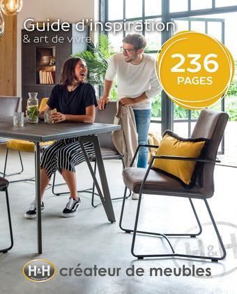 H&H catalogue publicitaire (valable jusqu'au 30-04)