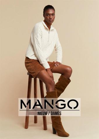 MANGO reclame folder (geldig t/m 30-11)