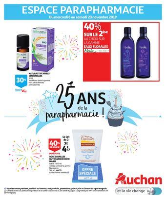 Auchan catalogue publicitaire (valable jusqu'au 23-11)