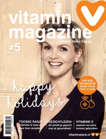 Vitaminstore reclame folder (geldig t/m 02-01)