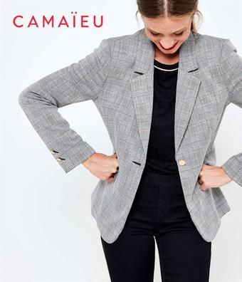 Camaieu reclame folder (geldig t/m 24-11)