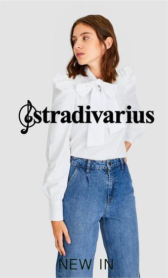 Stradivarius reclame folder (geldig t/m 18-11)
