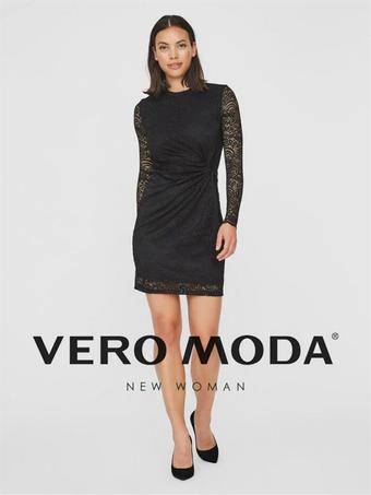 Vero Moda reclame folder (geldig t/m 23-12)