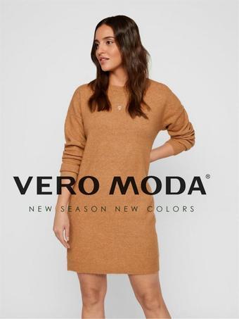Vero Moda reclame folder (geldig t/m 18-12)