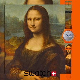 Swatch reclame folder (geldig t/m 06-01)