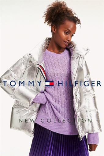 Tommy Hilfiger reclame folder (geldig t/m 31-01)
