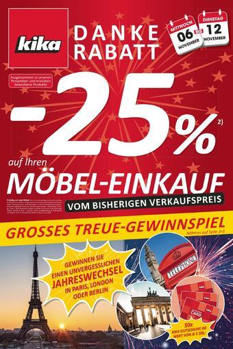 kika Werbeflugblatt (bis einschl. 12-12)