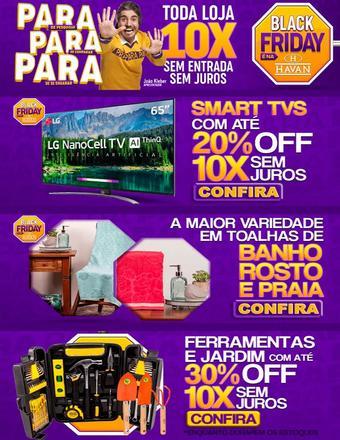 Lojas Havan catálogo promocional (válido de 10 até 17 29-11)