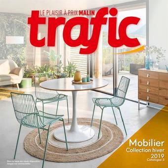Trafic reclame folder (geldig t/m 31-12)