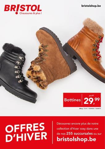 Shoe Discount reclame folder (geldig t/m 01-12)