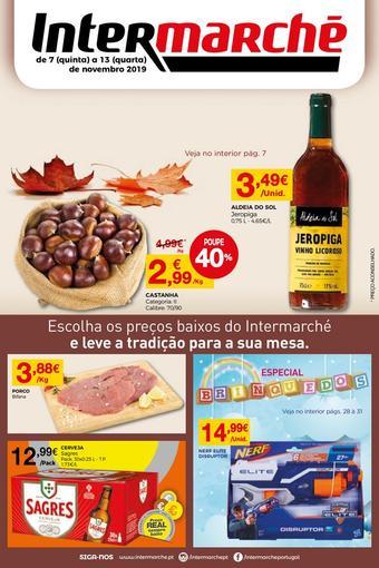 Intermarché folheto promocional (válido de 10 ate 17 13-11)