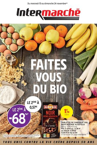 Intermarché catalogue publicitaire (valable jusqu'au 24-11)