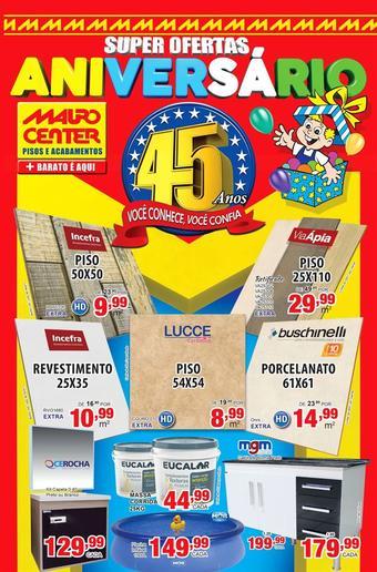 Mauro Center catálogo promocional (válido de 10 até 17 30-11)