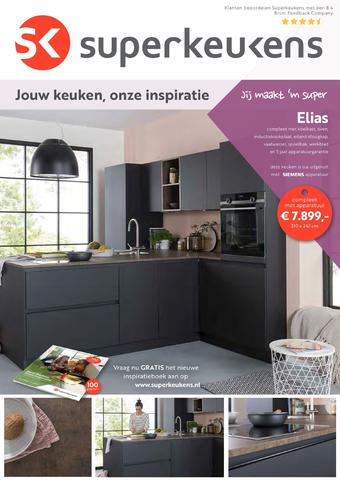 Superkeukens reclame folder (geldig t/m 17-11)