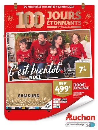 Auchan reclame folder (geldig t/m 19-11)