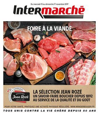 Intermarché catalogue publicitaire (valable jusqu'au 17-11)