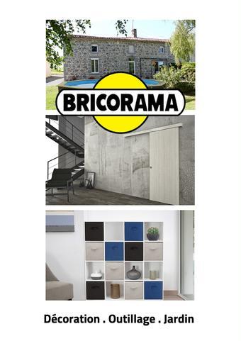 Bricorama catalogue publicitaire (valable jusqu'au 15-01)