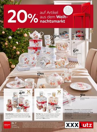 XXXLutz Werbeflugblatt (bis einschl. 23-11)