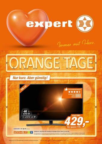 Expert Werbeflugblatt (bis einschl. 24-11)