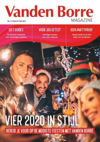 Vanden Borre reclame folder (geldig t/m 29-02)