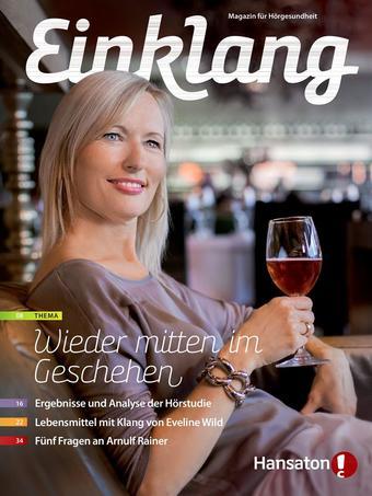 Hansaton Werbeflugblatt (bis einschl. 30-11)