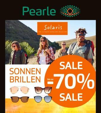Pearle Werbeflugblatt (bis einschl. 30-11)