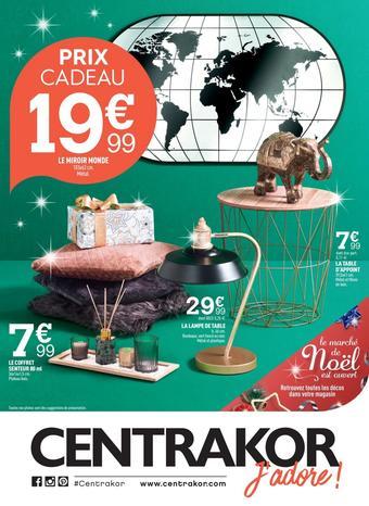 Centrakor catalogue publicitaire (valable jusqu'au 24-11)