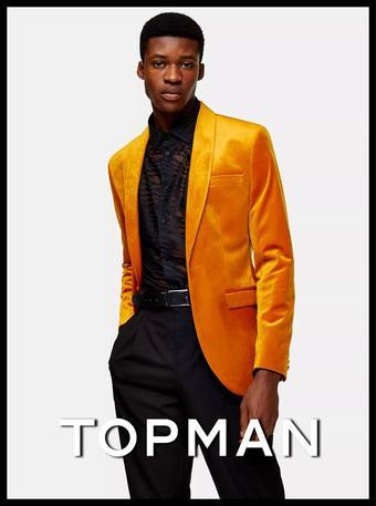 Topman reclame folder (geldig t/m 13-01)