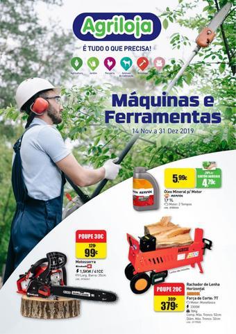 Agriloja folheto promocional (válido de 10 ate 17 31-12)