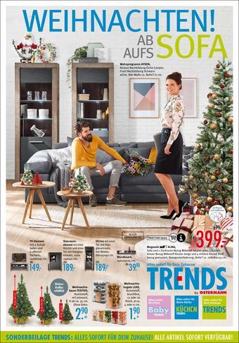 Trends Möbel Prospekt (bis einschl. 19-11)