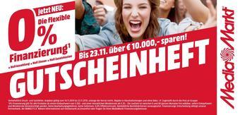 Media Markt Werbeflugblatt (bis einschl. 23-11)