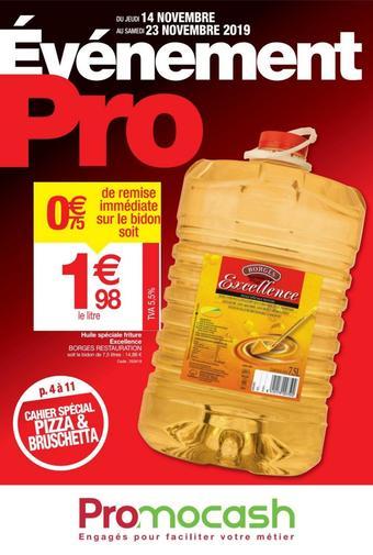Promocash catalogue publicitaire (valable jusqu'au 23-11)