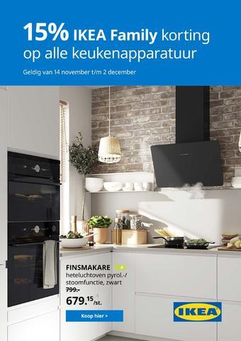 IKEA reclame folder (geldig t/m 02-12)