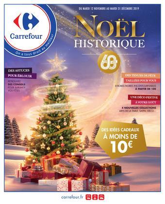 Carrefour catalogue publicitaire (valable jusqu'au 05-12)