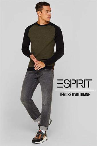Esprit reclame folder (geldig t/m 14-01)